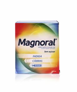 MAGNORAL + MG AMPOLAS BEBIVEIS
