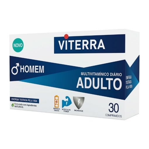 VITERRA HOMEM 30 COMP