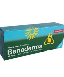 BENADERMA 50 G GEL