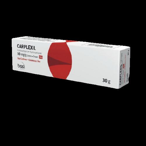 CARPLEXIL BASI 10 MG CRÈME