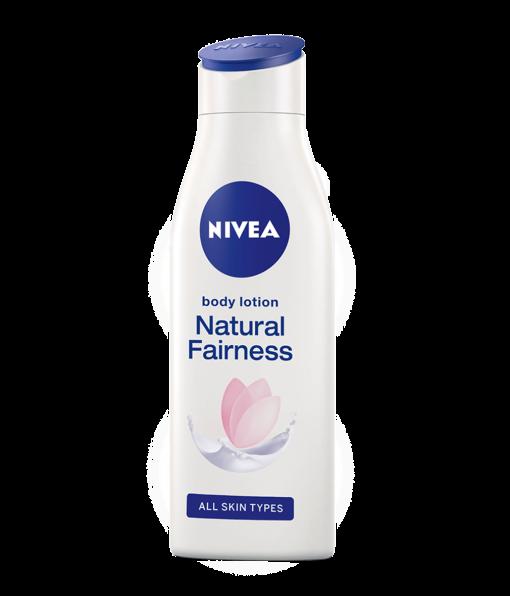 NIVEA BODY LOTION NATURAL FAIRNESS 400